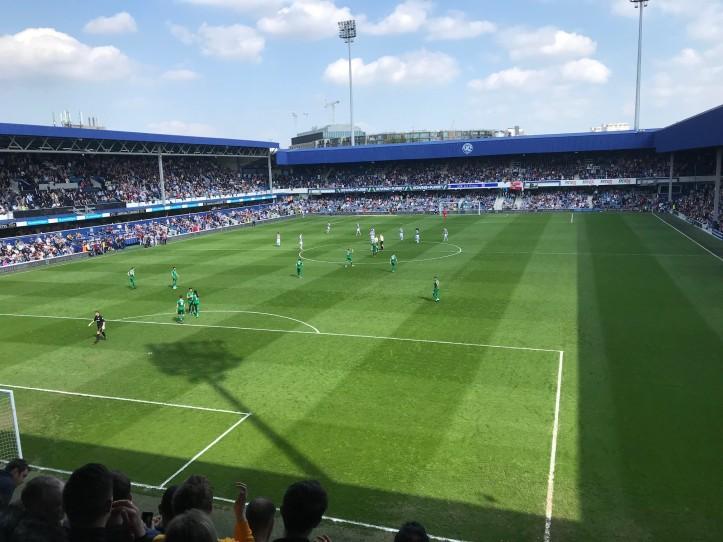 QPR vs PNE 1